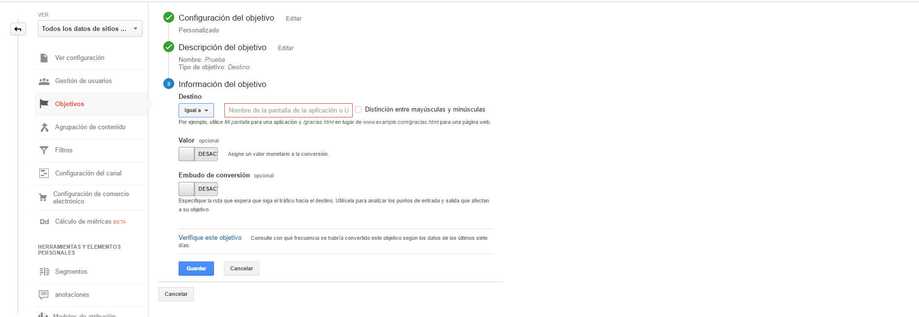 objetivos en Google Analytics_1